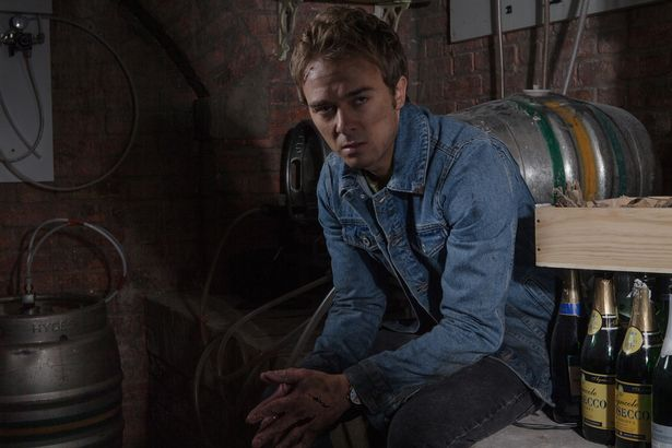 Viewers complain after David Platt swears before the watershed