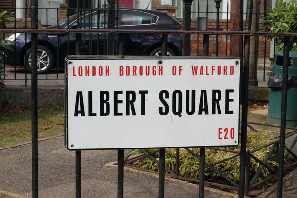 EastEnders star teases comeback of legendary soap couple