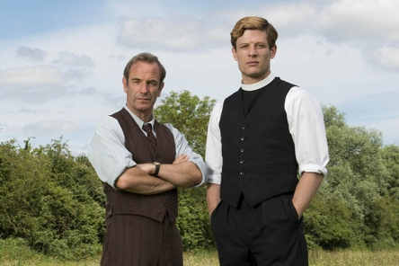 Robson Green sobs over James Norton's exit from Grantchester