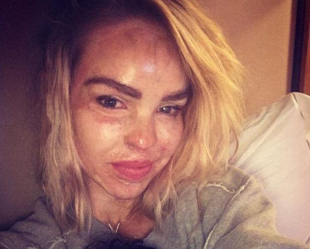 Loose Women star slams Katie Piper over Halloween outfits comments