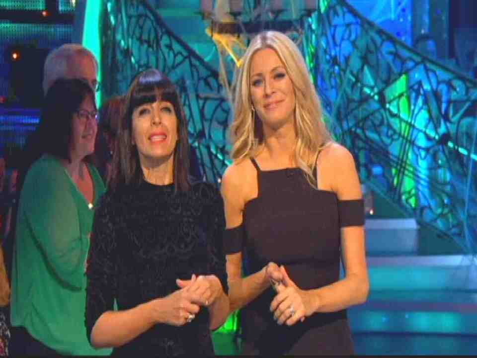 Claudia Winkleman's X-rated comments leave Strictly fans stunned!