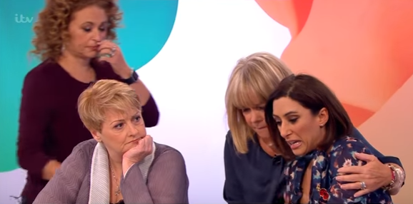 Loose Women panellist reports dreadful death threat to police