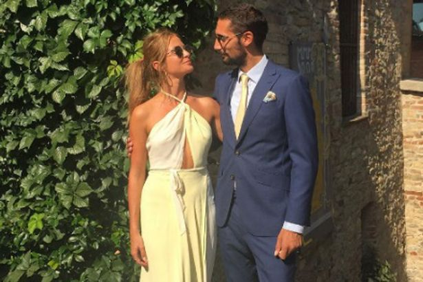 Millie Mackintosh and Hugo Taylor's wedding details
