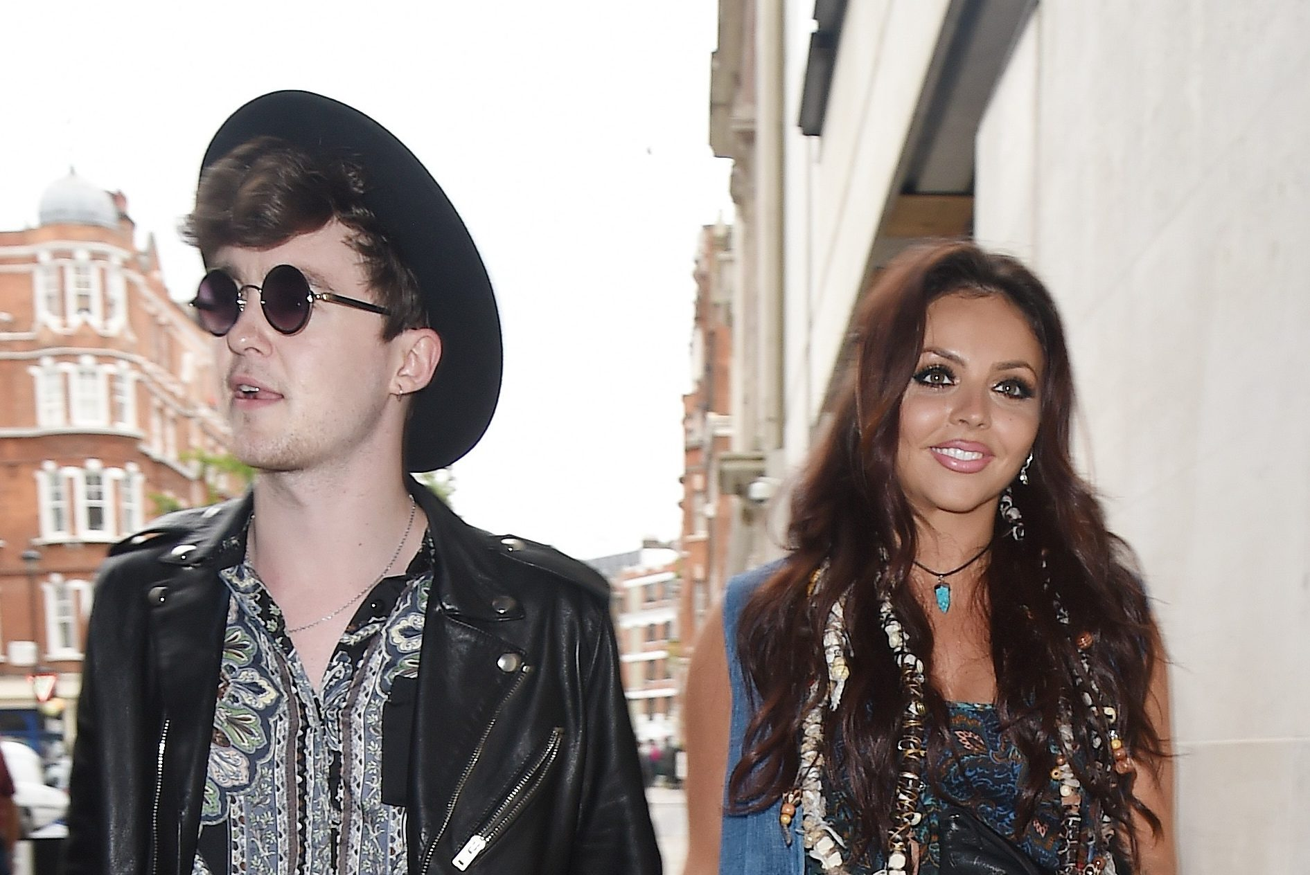 Jesy Nelson and Jake Roche split CONFIRMED by his mum…