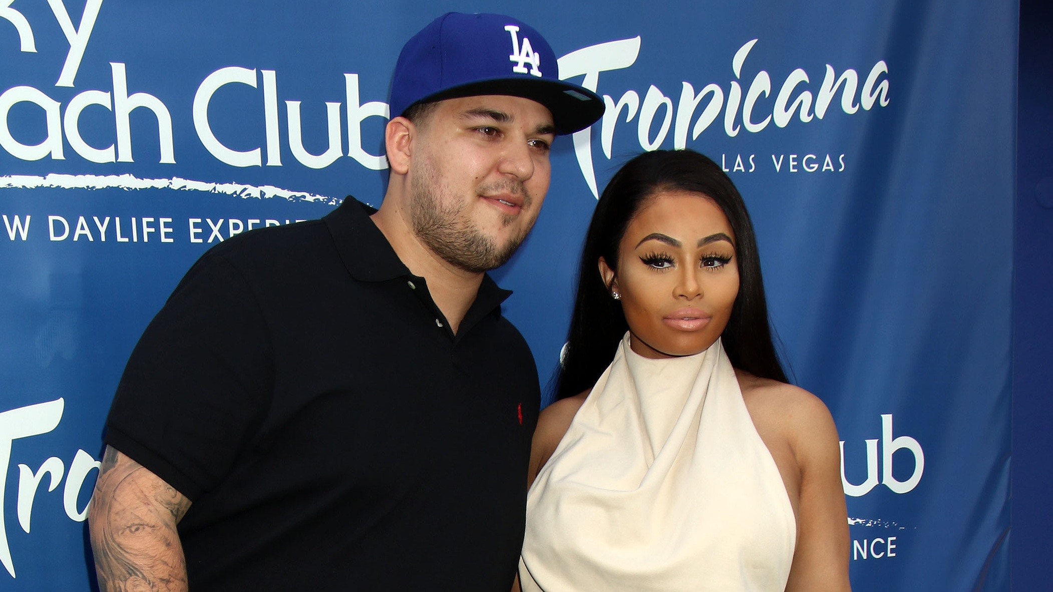 Is the name of Rob Kardashian and Blac Chyna's little girl cute?