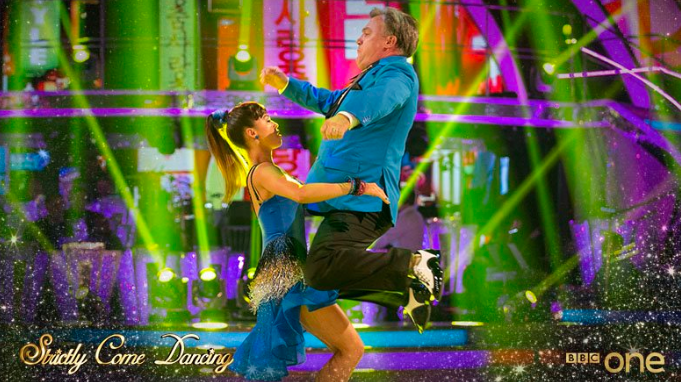 Strictly: Ed Balls danced to Gangnam Style and everyone LOVED it!