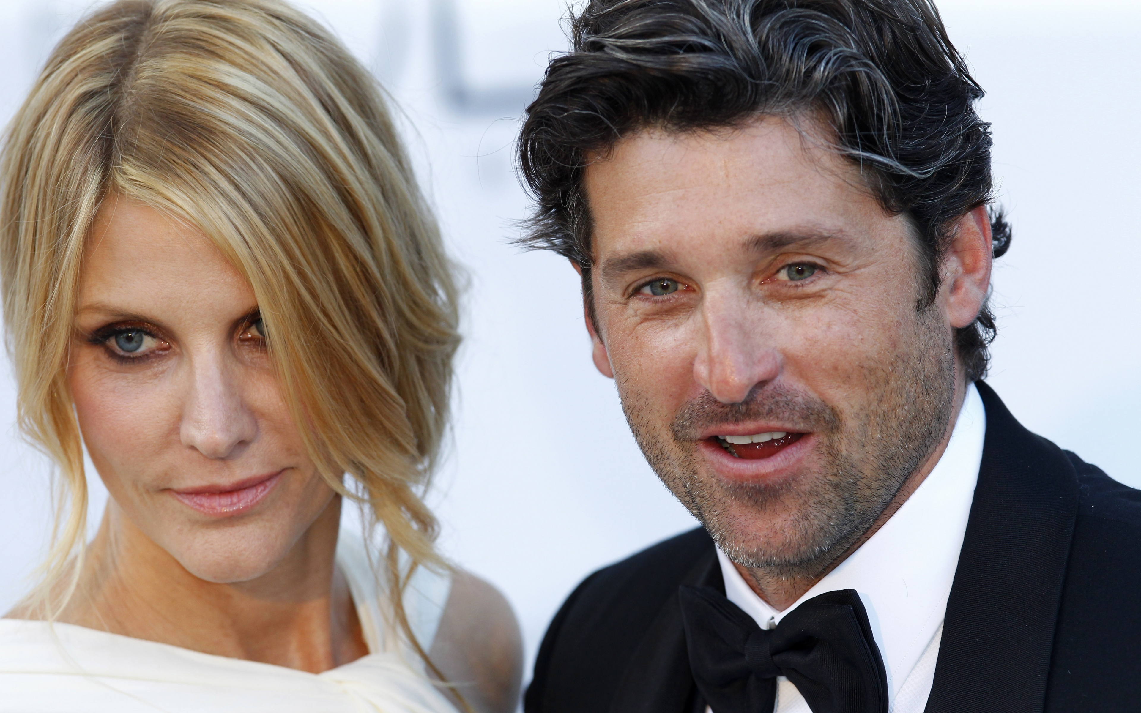 Dr McDreamy is staying married! Patrick Dempsey calls off divorce