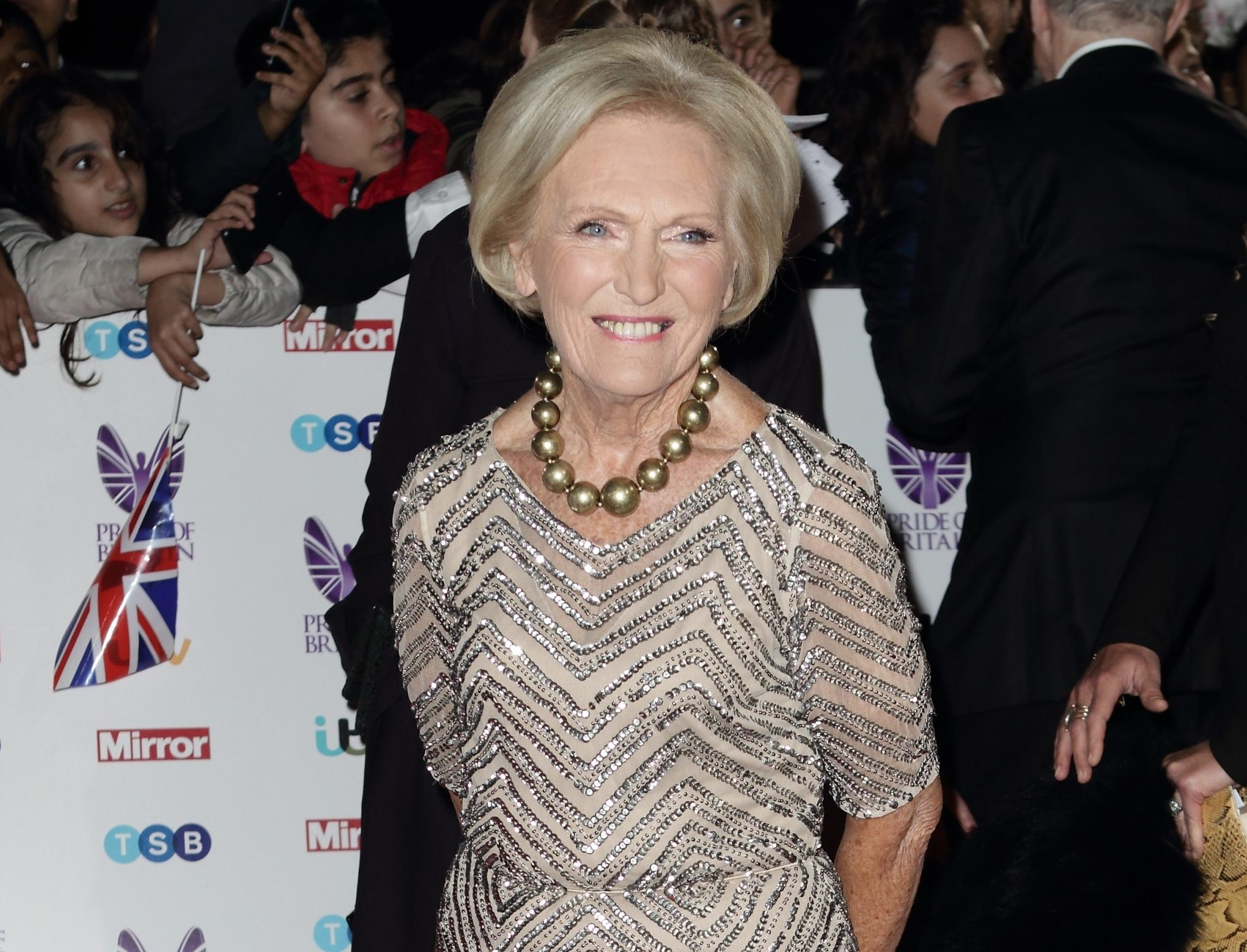Mary Berry has been given ANOTHER new cooking show!