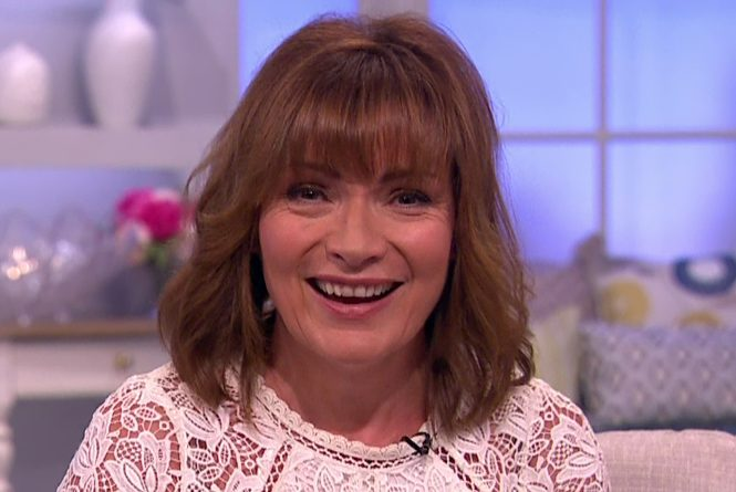 Lorraine Kelly baffles viewers with her Halloween costume