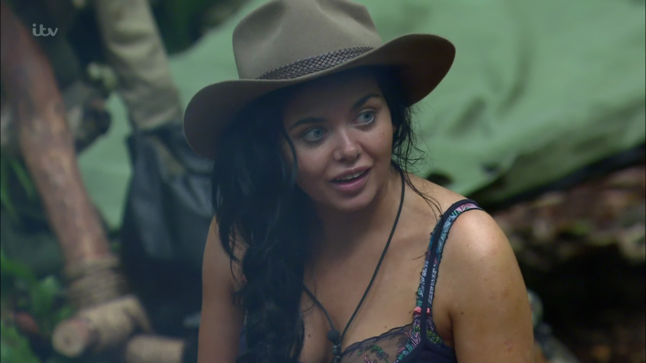 Is Scarlett Moffatt heading back to the I'm A Celebrity... jungle?