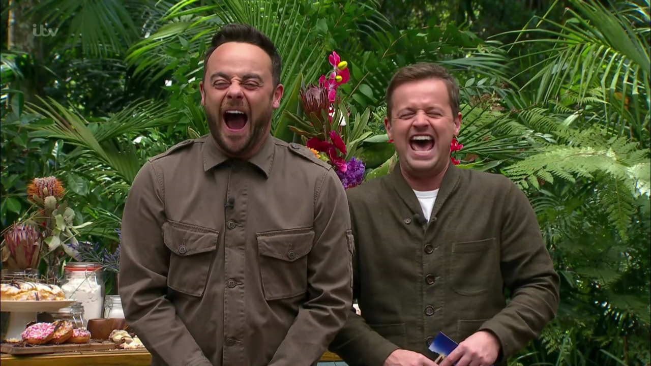 AMAZING update on Ant McPartlin and I'm A Celebrity...