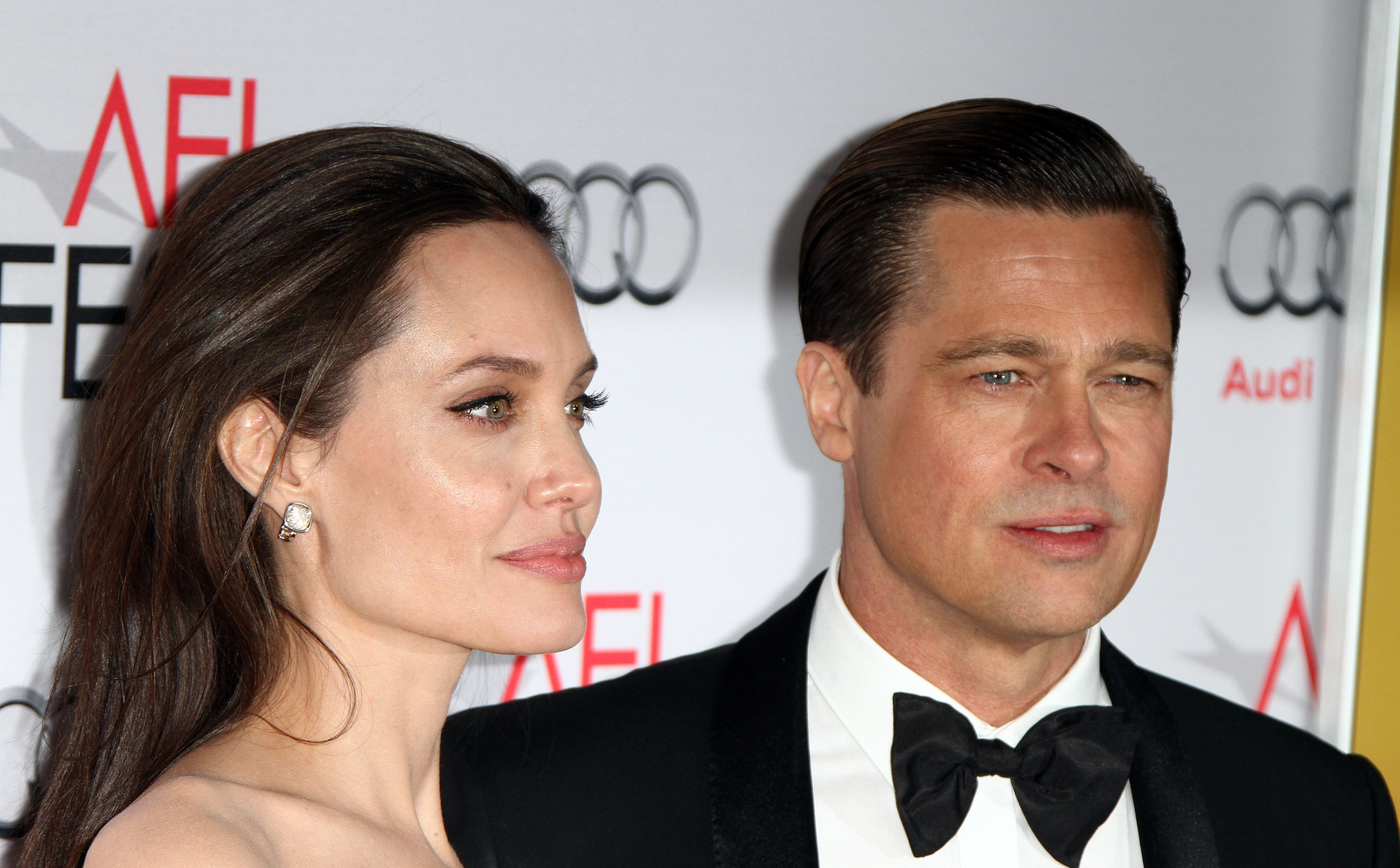 Two 'WITCHES' accused of wrecking Brad's marriage to Angelina