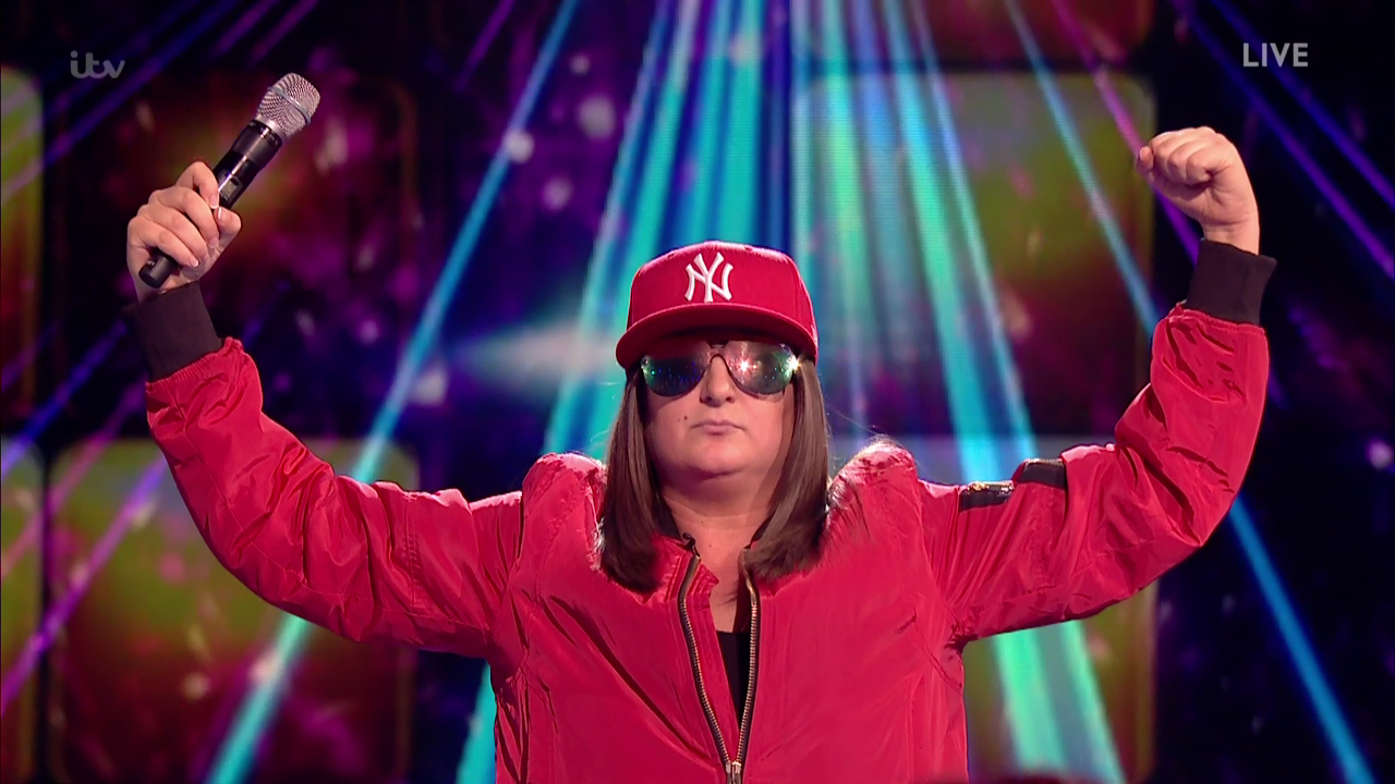 Our eyes! Honey G has stripped off for a sexy shoot as she announces she's a lesbian