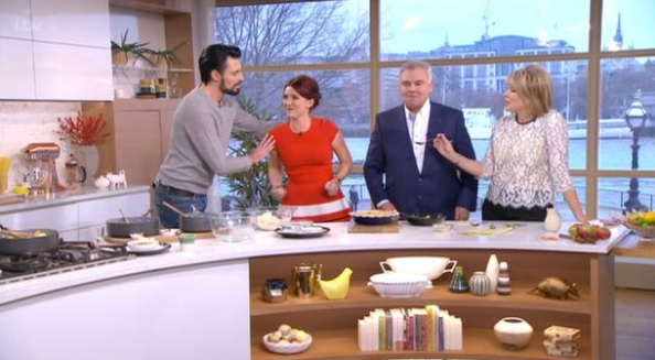 """This Morning's Eamonn Holmes branded a """"sexist pervert"""""""
