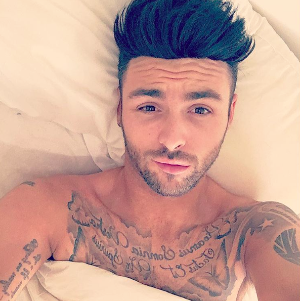 Jaymi Hensley And Olly Marmon Wedding: Union J's Jaymi BANS Katie Price From Being His Bridesmaid