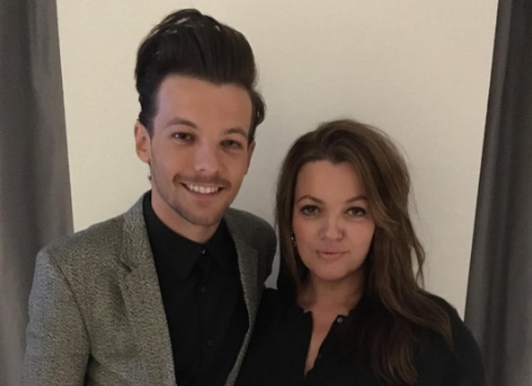 One Direction star Louis Tomlinson reveals his mum's dying wish