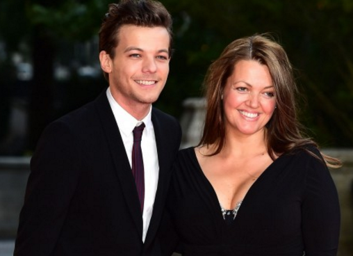 Louis Tomlinson leads tributes to his late mum on her birthday