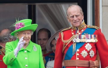What did Prince Philip do during World War II