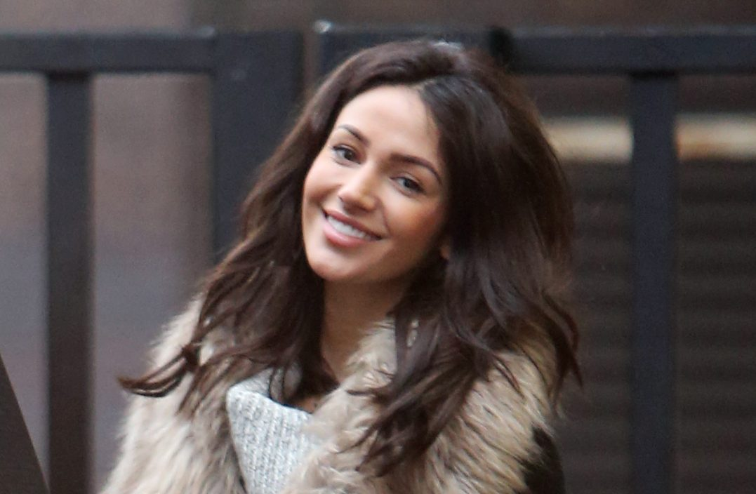 Michelle Keegan reportedly 'liked' a tweet dissing Mark's ex Lauren Goodger and everyone's talking about it