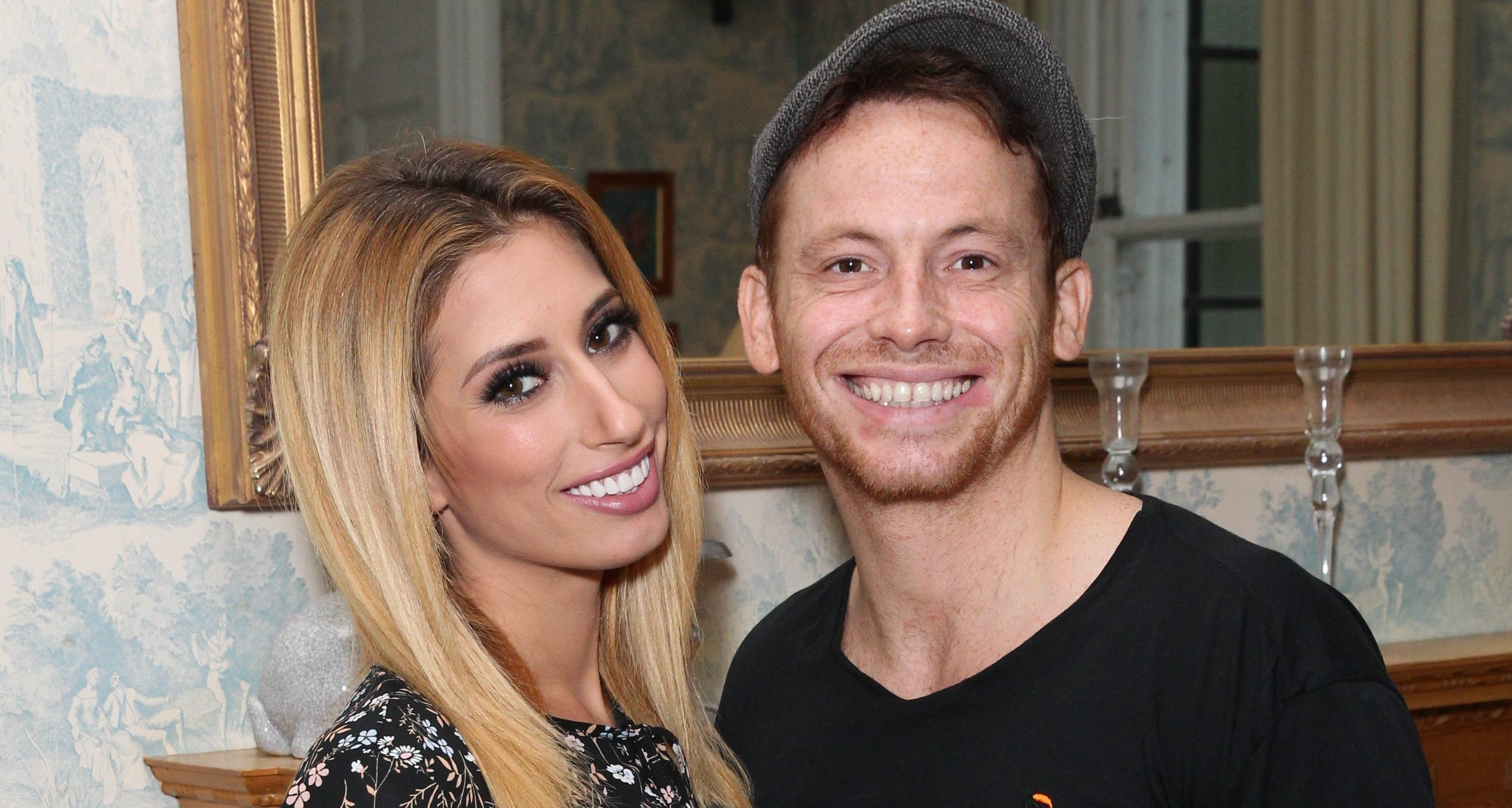 Joe Swash reveals why he DIDN'T reply to Stacey Solomon's love letter