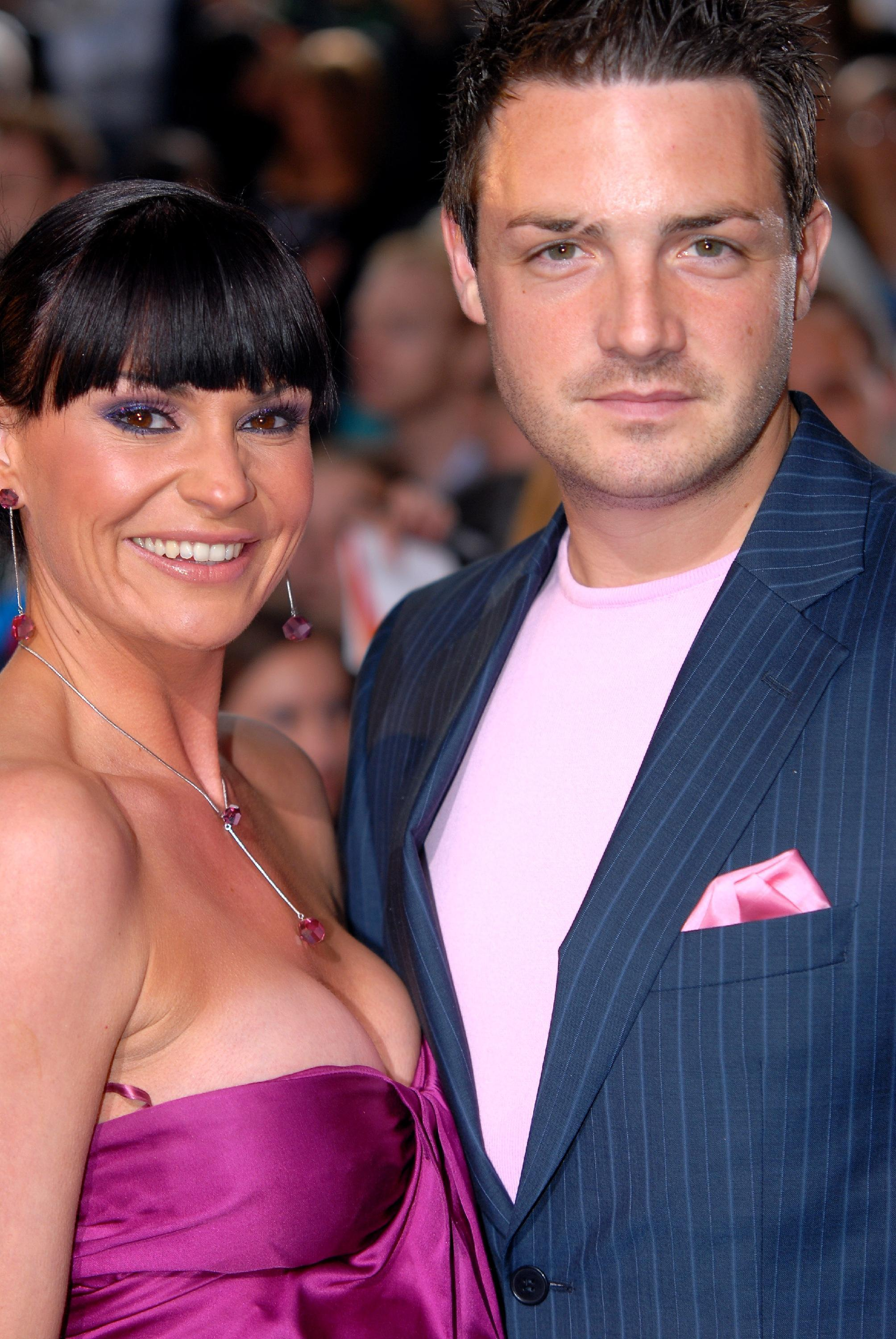 Lucy Pargeter and Rudi Corleone