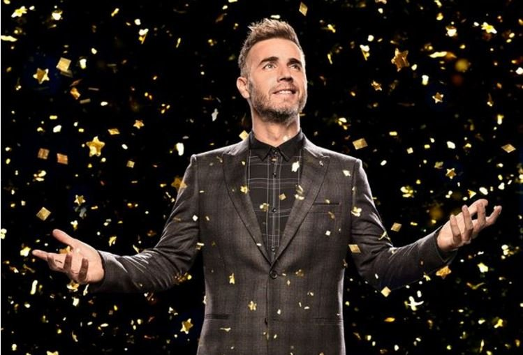 Fans in a tizz as Gary Barlow posts pic of him and his lookalike son