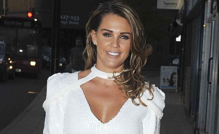 Danielle Lloyd tearfully relives brutal attack when she was 13