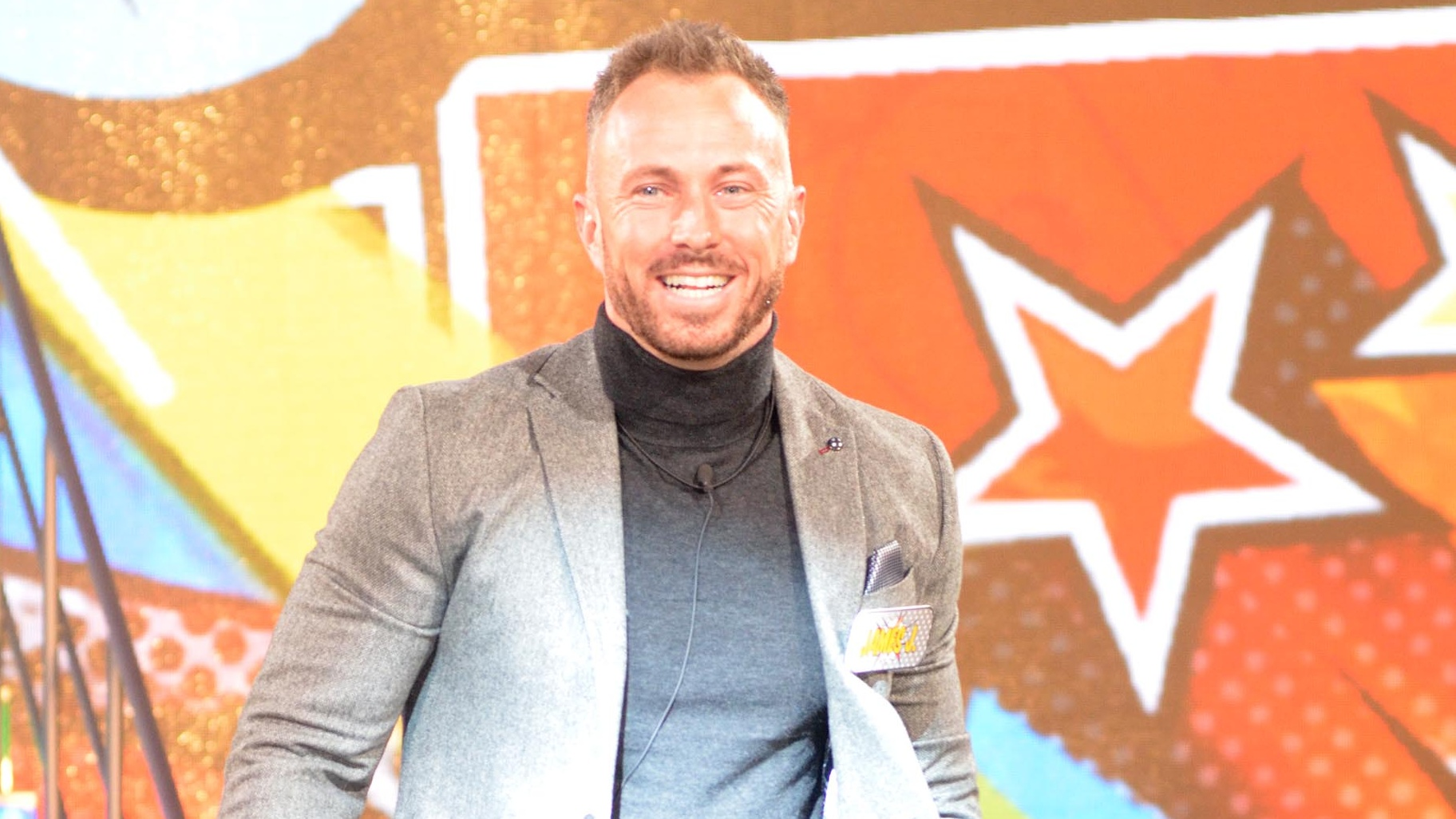 "James Jordan causes CBB bust-up with ""washed-up footballer"" comment"