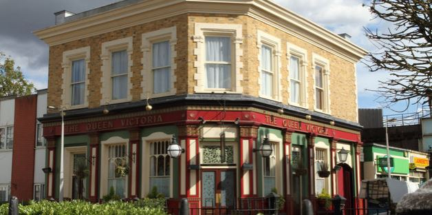 The Queen Vic EastEnders