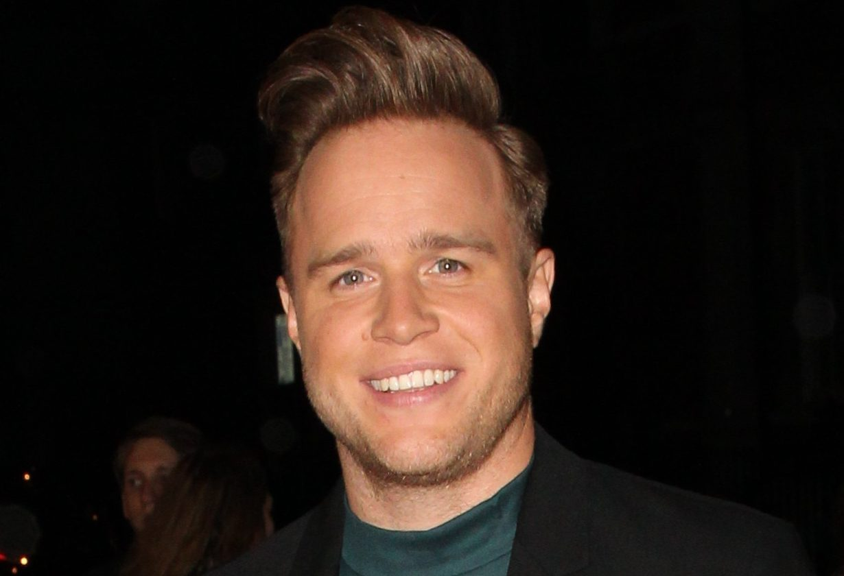 Olly Murs has some very exciting news about The Voice ahead of tonight's live final