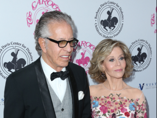 Jane Fonda calls time on relationship with Richard Perry