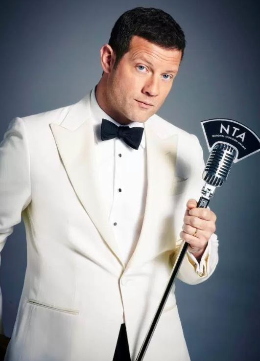 X Factor host Dermot O'Leary to launch singing career at NTAs!