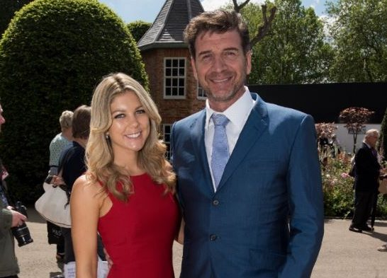 Nick Knowles labelled 'Mr. Wrinkly' as wife Jessica slams behaviour