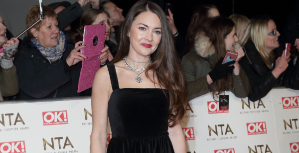 EastEnders' Lacey Turner shows off stunning ring in first snap with hubby since their wedding
