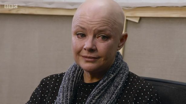 Gail Porter opens up about being homeless and fearing for her life