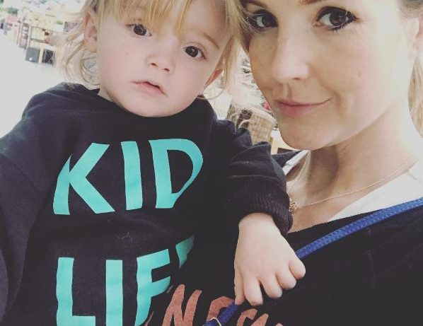 Emotional Helen Skelton reveals her son was kicked out of playgroup