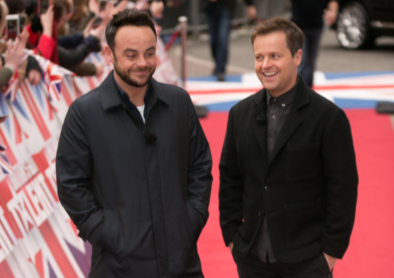 Britain's Got Talent drama as Ant and Dec save collapsed contestant
