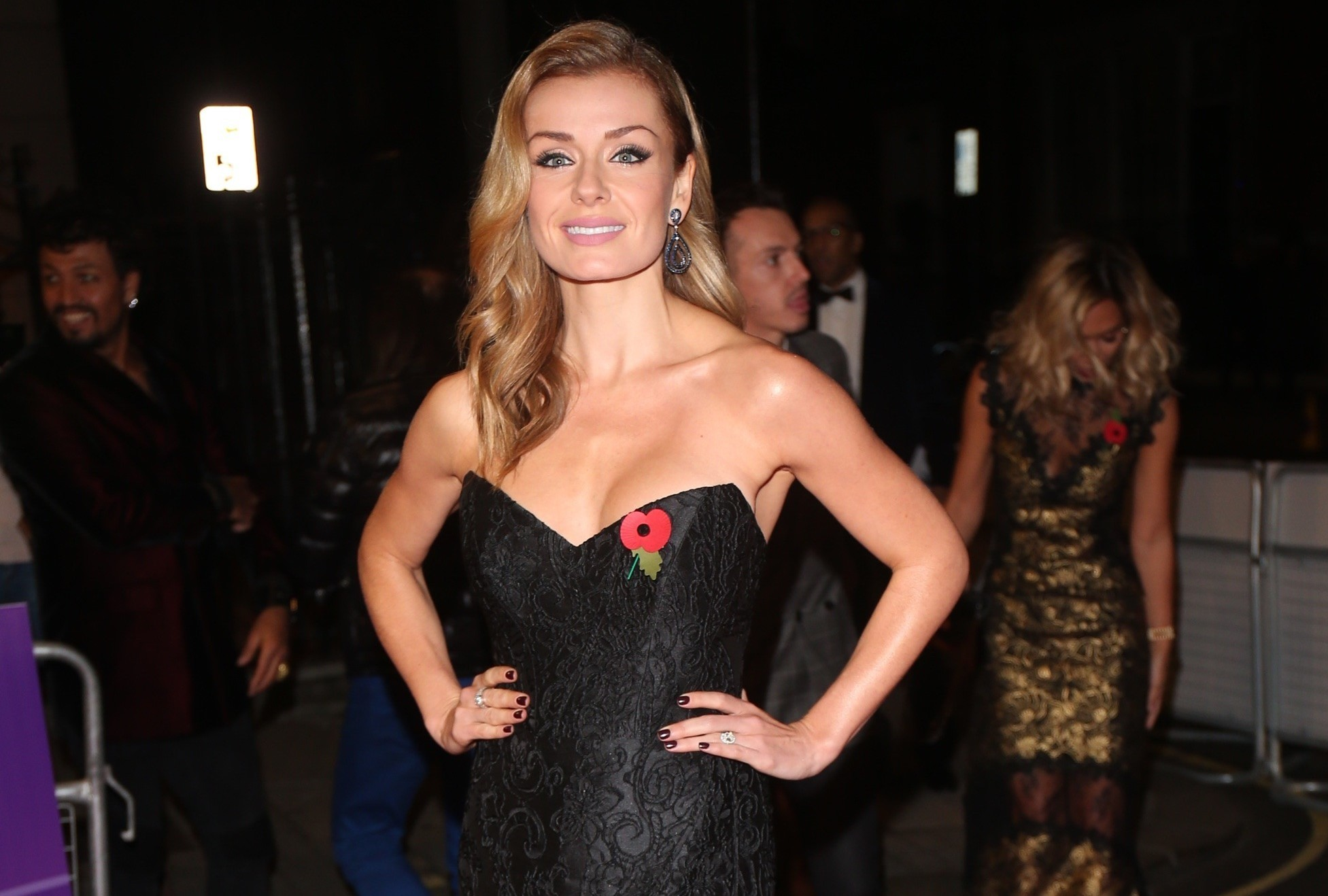 Is THIS the reason David Beckham attacked Katherine Jenkins?