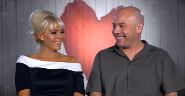 First Dates couple stunned after realising they've ALREADY dated