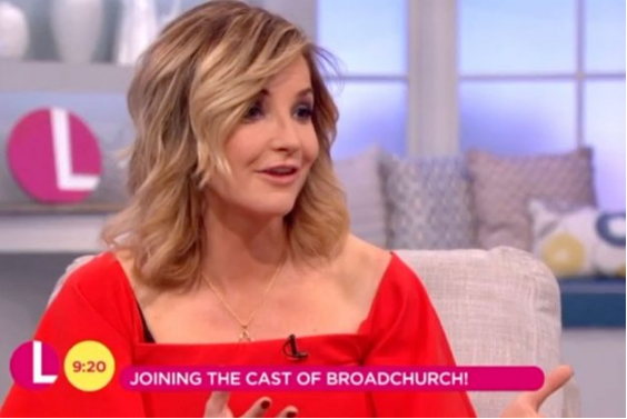 Lorraine viewers left OUTRAGED after show cuts off mid-interview