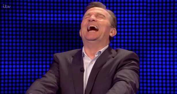 The Chase viewers in giggles over what contestants' names spell out