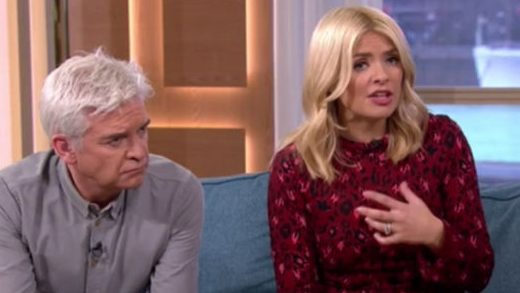 Phillip Schofield talks about those Holly pregnancy rumours