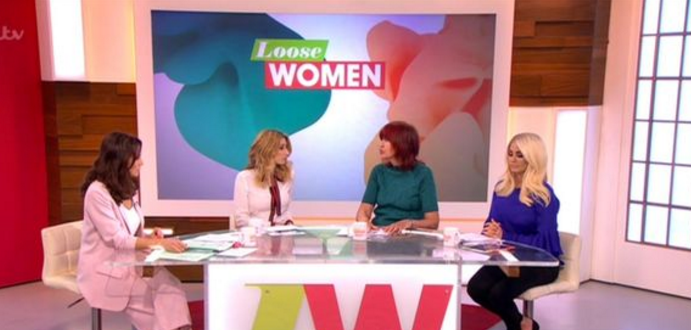 ALL the Loose Women panellists have stripped off for body campaign