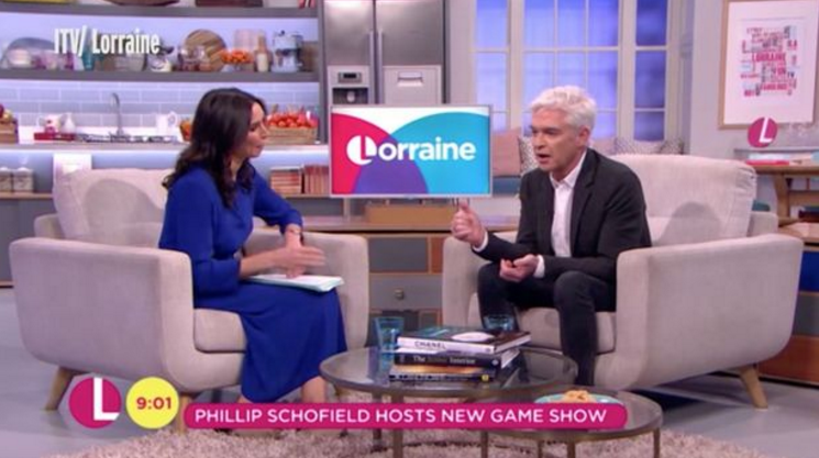 Phillip Schofield has scary out-of-body experience on his new show