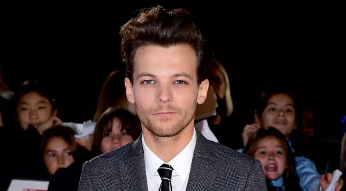 Proud dad Louis Tomlinson shares rare pic of toddler son