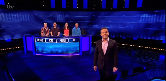 The Chase viewers left in hysterics over contestants' comedy names