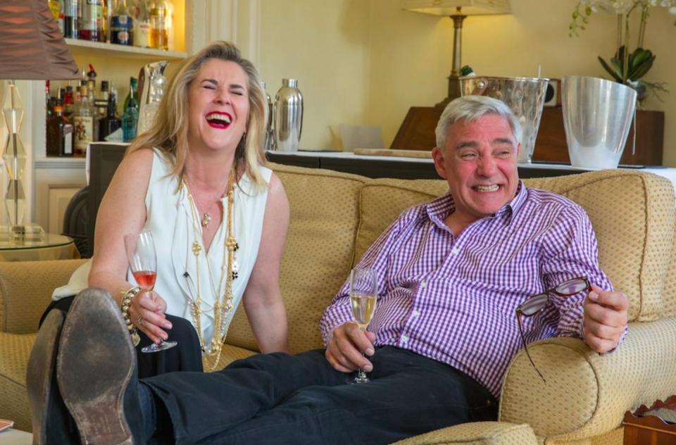 Gogglebox favourites Steph and Dom land their own radio show