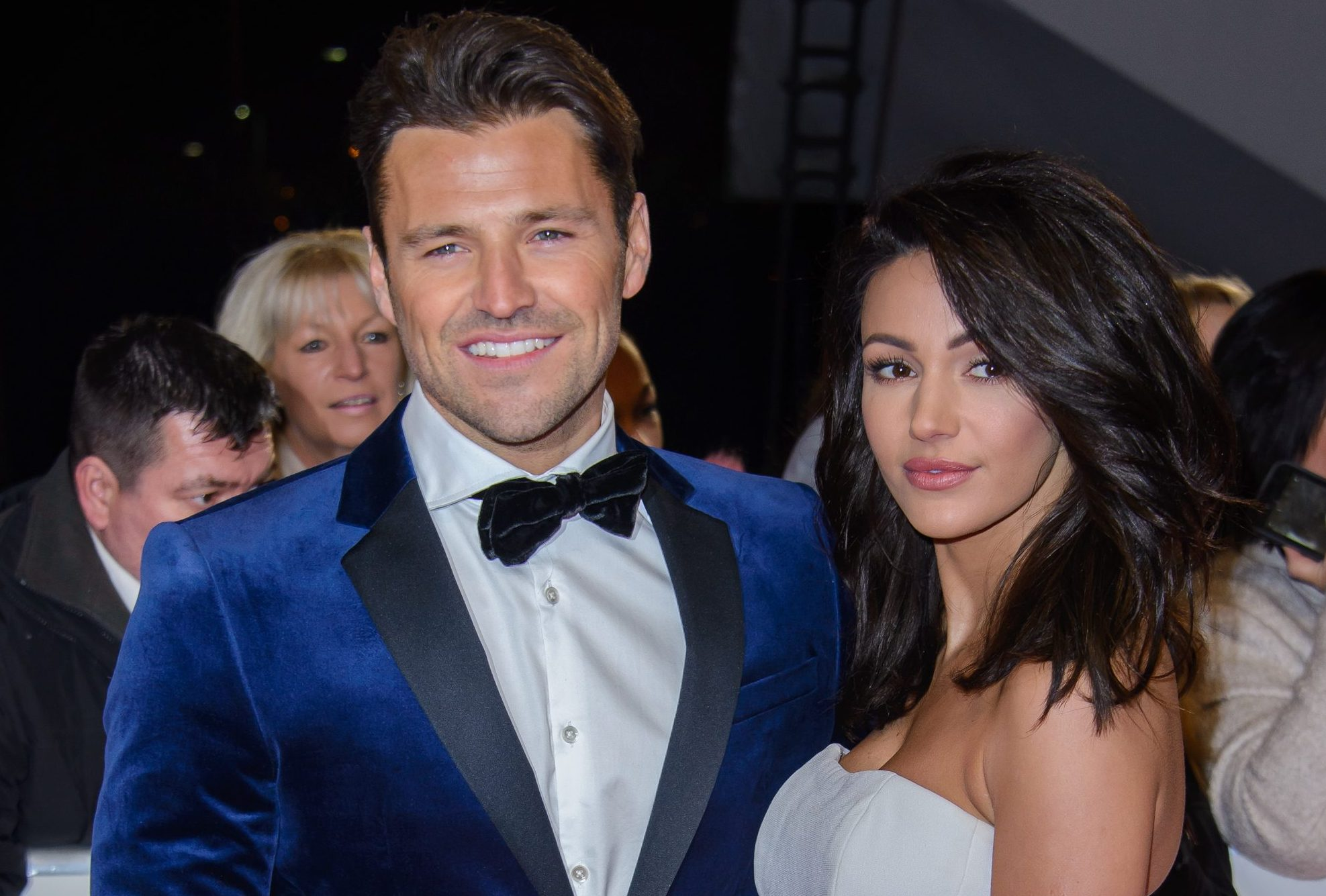 Mark Wright's secret romantic dates with wife Michelle Keegan