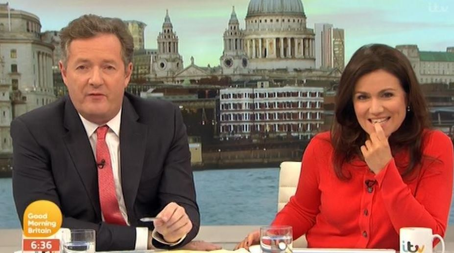 Celebs PAY for Piers Morgan to be gagged