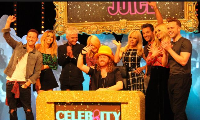 Celeb Juice's Keith Lemon reveals why Pamela Anderson stormed off